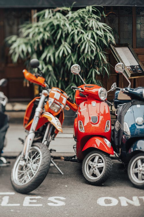 Diverse scooters