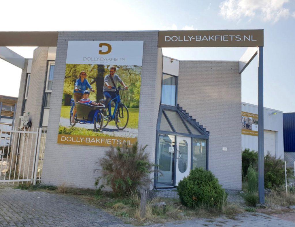 Werken bij Dolly Bakfiets