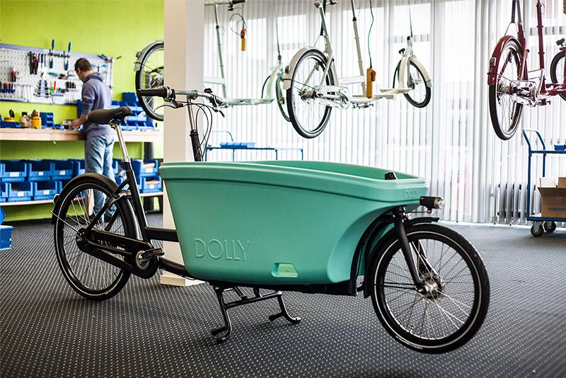 zelf een fiets samen stellen