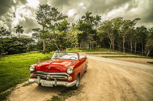 auto vakantie